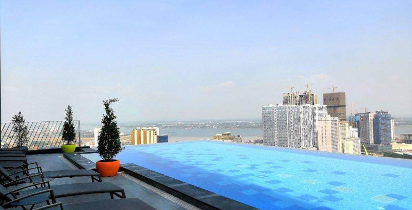 Brand New Luxury One Bedroom Condominium for Rent in Tonle Bassac (1)
