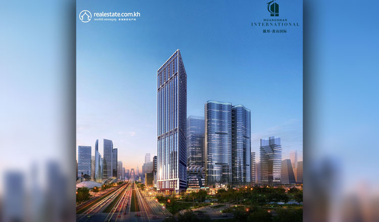 Huangshan International to bring unique multi-purpose development to Cambodia