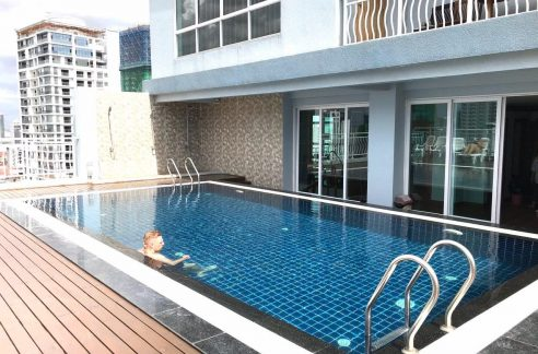 1 Bedroom Apartment for Rent in BKK3 Near Toul Sleng Genocide Museum (1)