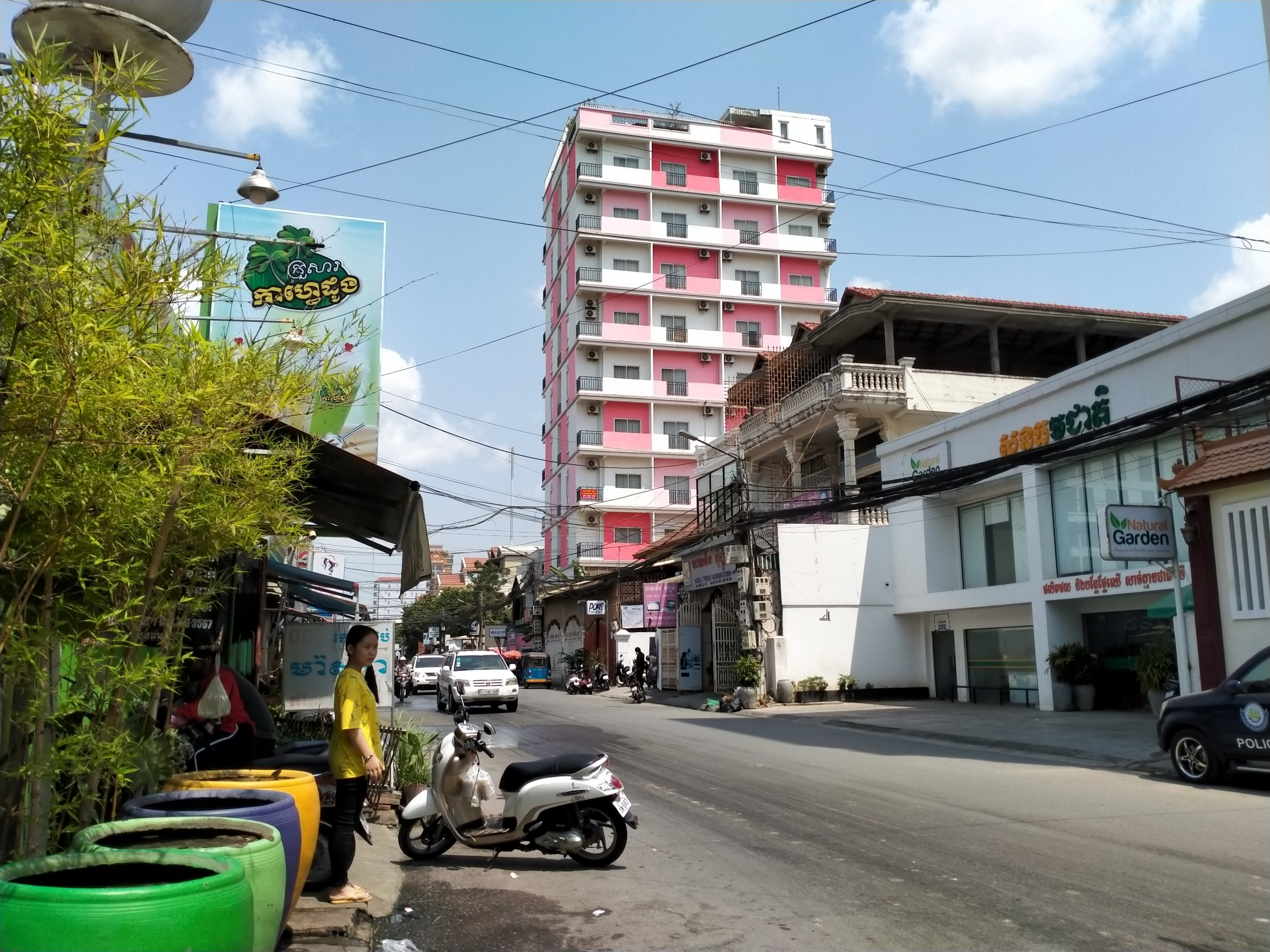 50 Units Whole Building for Rent in Toul Tom Pong