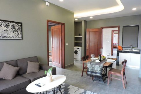 Brand New One Bedroom Apartment for Rent in Tonle Bassac (1)