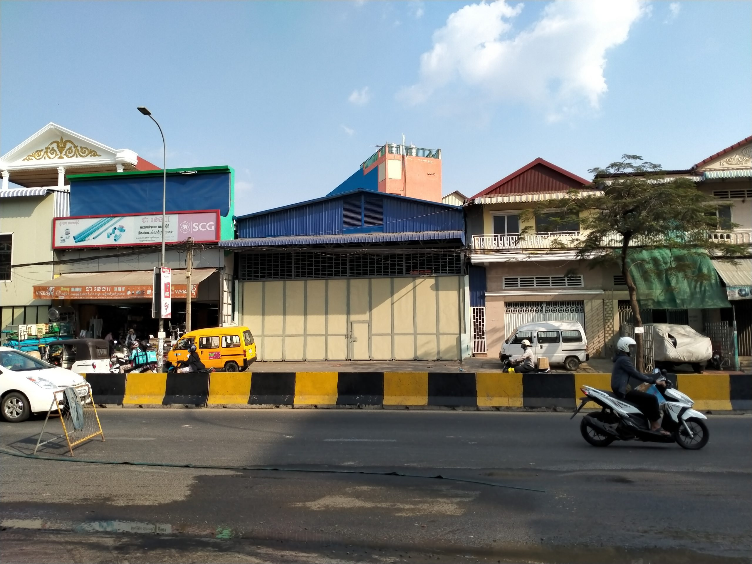 Commercial Warehouse for Rent in Toul Kork