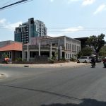 Corner Commercial Building for Rent in Daun Penh