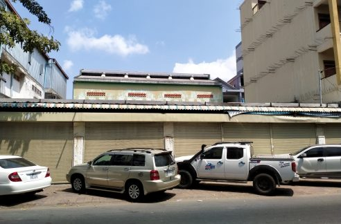 Land for Rent in Toul Tom Pong near Chinese Embassy (1)