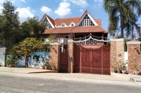 Nice Villa for Rent in Phnom Penh Thmey, Near AEON Mall 2 and Makro (1)