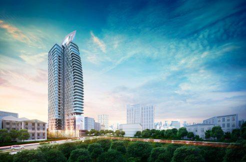 Brand New Luxury Condominium for Sale in BKK1 (1)