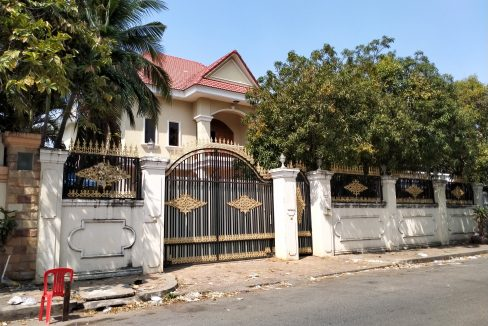 Commercial Villa for Rent in Toul Kork Area