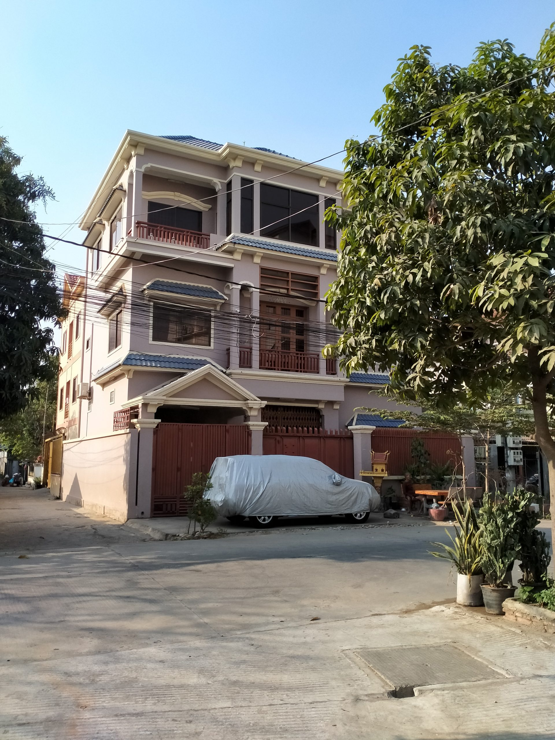 Conner House for Sale in Toul Kork Area