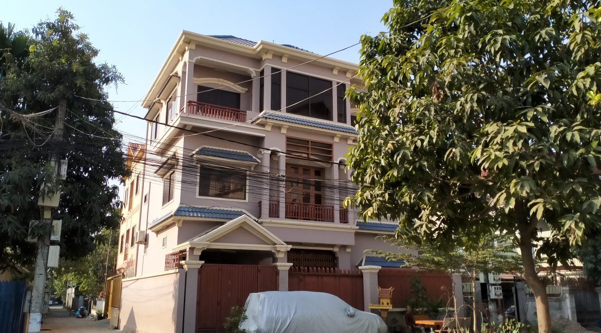 Conner House for Sale in Toul Kork Area (3)
