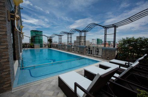 Gym & Pool Two Bedrooms Apartment for Rent in Phsar Daeum Thkov (1)