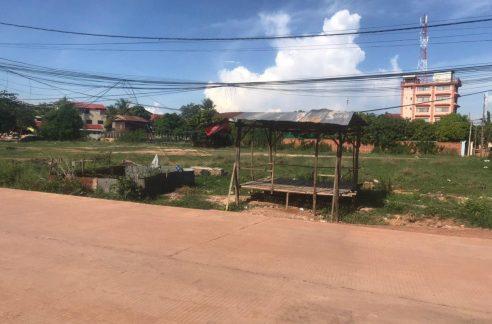 Huge Land for Sale in Siem Reap near Top Town