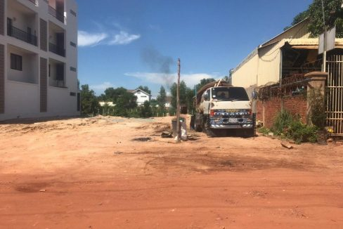 Land for Sale in Krong Siem Reap Near Old Bus Station Road