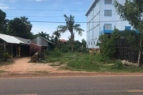 Land for Sale in Siem Reap Province (1)