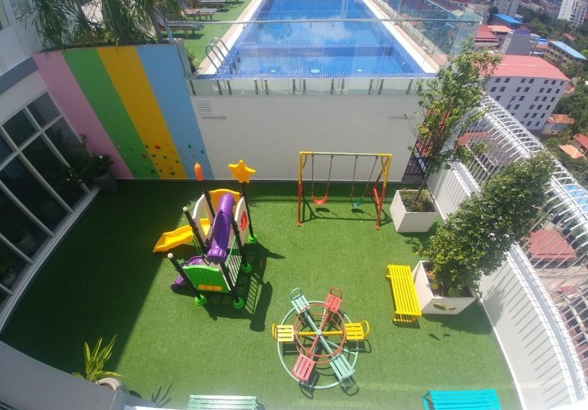 Luxury One Bedroom Apartment for rent in Boeng Tumpun Area (6)