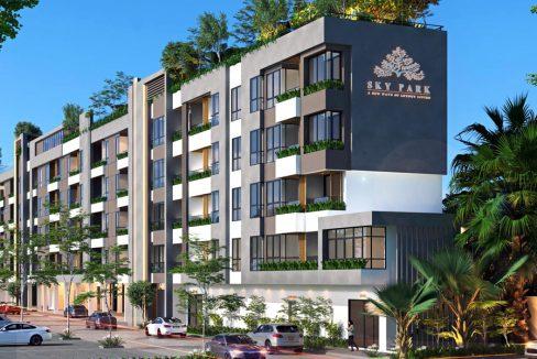 Luxury Sky Park Condominium for Sale in Siem Reap (1)