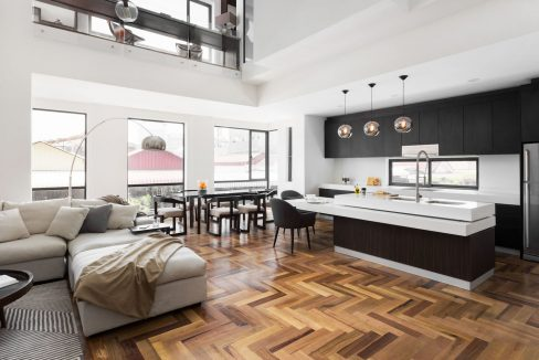 Modern Living Three Bedrooms Apartment for rent in Tonle Bassac Area (1)