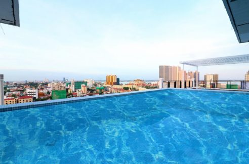 One Bedroom Apartment for rent in Tonle Bassac (1)