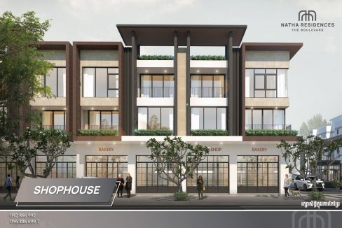 The Boulevard by Natha Residence for Sale in Khan Dangkao (1)