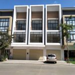 Twin House for Rent in Borey Peng Huoth along National Road 1