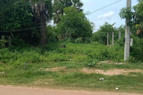 The property is located in Siem Reap province, approximately spending only 10 minutes by driving to Siem Reap Airport, and only 7 minutes to Angkor wat Temple. The size of land is 10m x 50m/$ 260 per sqm. The asking price is $ 130,000. Negotiable. Call now for viewing!