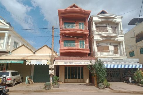 Flat for Sale in Krong Siem Reap