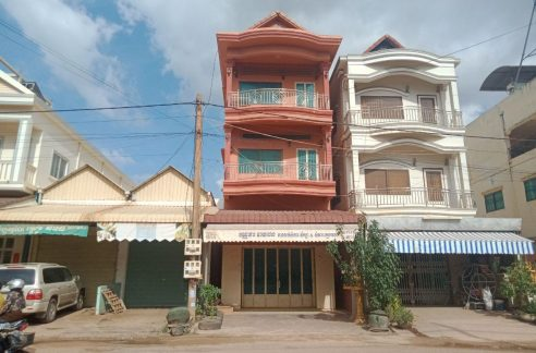 Flat for Sale in Krong Siem Reap