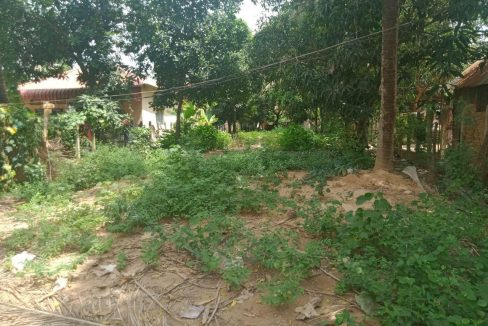 Good Land for Sale Near Night Market in Krong Siem Reap