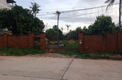 House for Sale Near Night Market in Siem Reap
