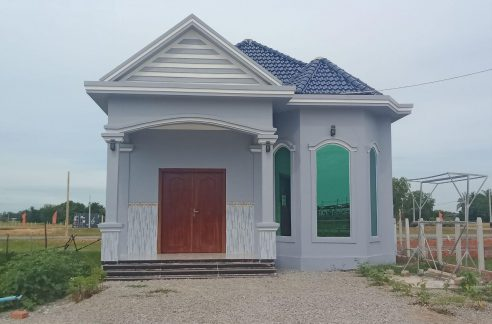 House for Sale near Chres Village School Krong Siem Reap