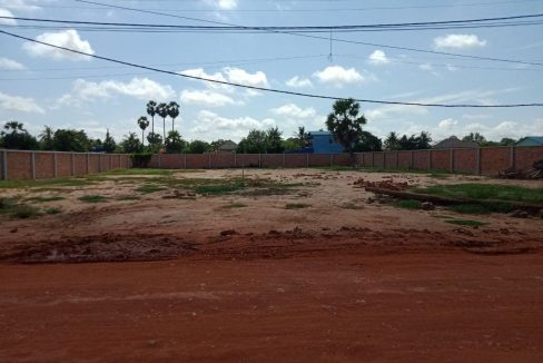 Land for Sale in Krong Siem Reap (1)