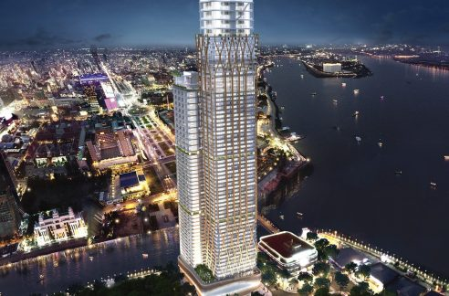 Luxury Mesong Tower Condo for sale in Diamond Island (1)