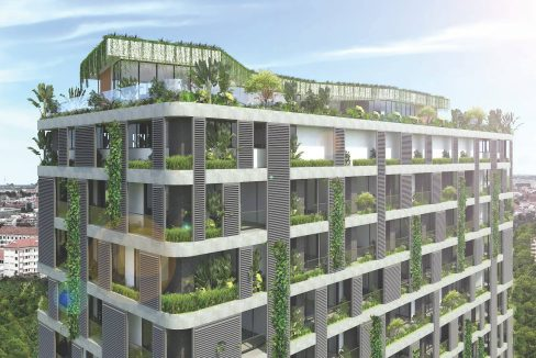 Modern Garden One Condominium for Sale in Toul Kork (1)