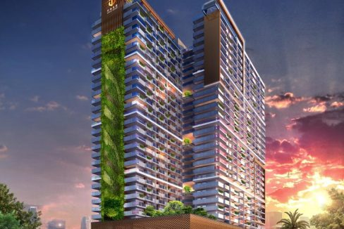 Phnom Penh Galaxy Garden Condominium for Sale in Khan Sen Sok (1)