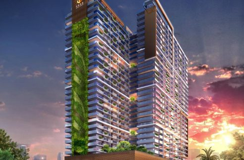 Phnom Penh Galaxy Garden Condominium for Sale in Khan Sen Sok (1)