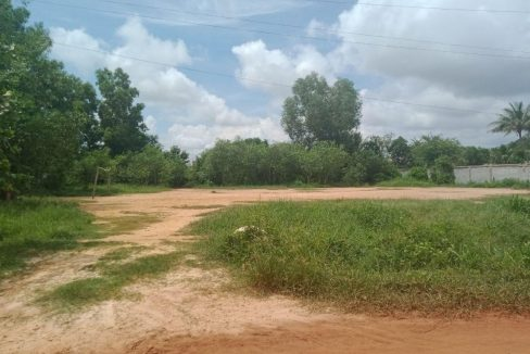 Square Size Land for Sale near Sla Kram Krong Siem Reap