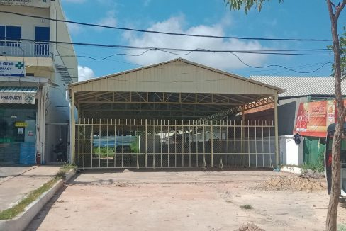 Ware House for Rent in Krong Siem Reap