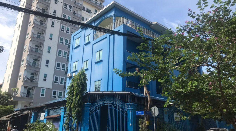 Corner 15 Bedrooms Building for Rent in Boeung Tro Baek (1)