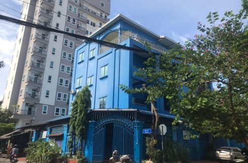 Corner 15 Bedrooms Building for Rent in Boeung Tro Baek (1)