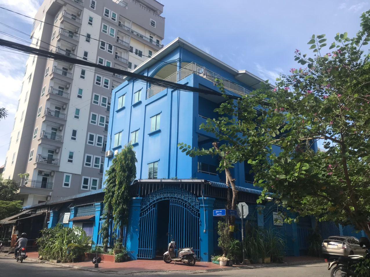 Corner 15 Bedrooms Building for Rent in Boeung Tro Baek