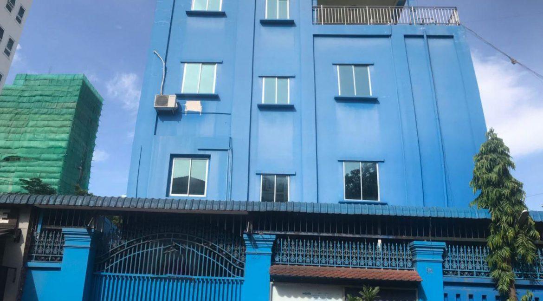Corner 15 Bedrooms Building for Rent in Boeung Tro Baek (2)