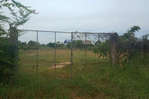 Down Town Land for Sale in Knar Chas Village Krong Siem Reap