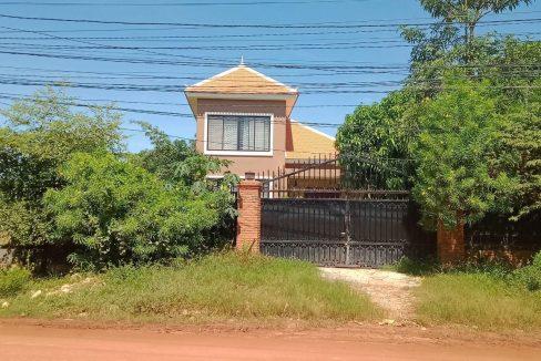 Down Town Villa for Rent Near Angkor Golf Resort Siem Reap
