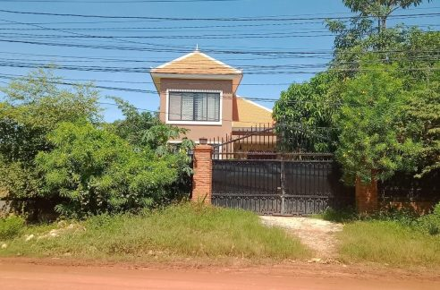 Down Town Villa for Rent Near Angkor Golf Resort Siem Reap