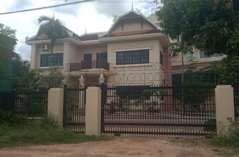Nice House for Rent near Angkor Village Resort Krong Siem Reap