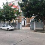 Seven Bedrooms Huge Villa for Rent in Bassac Garden (1)