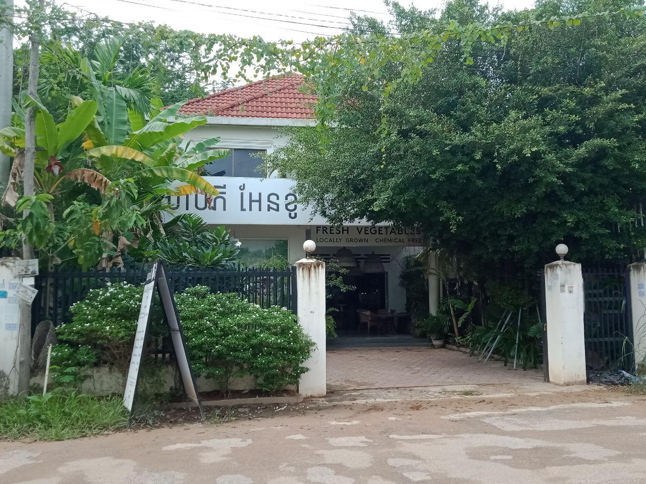 Villa for Rent near Wat Bo Primary School in Siem Reap