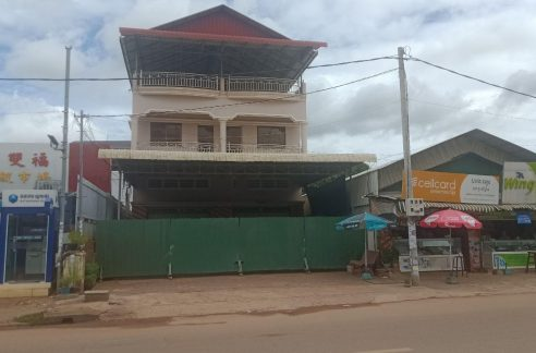 Two House for Rent along Preah Sangreach Tep Vong Rd Krong Siem Reap