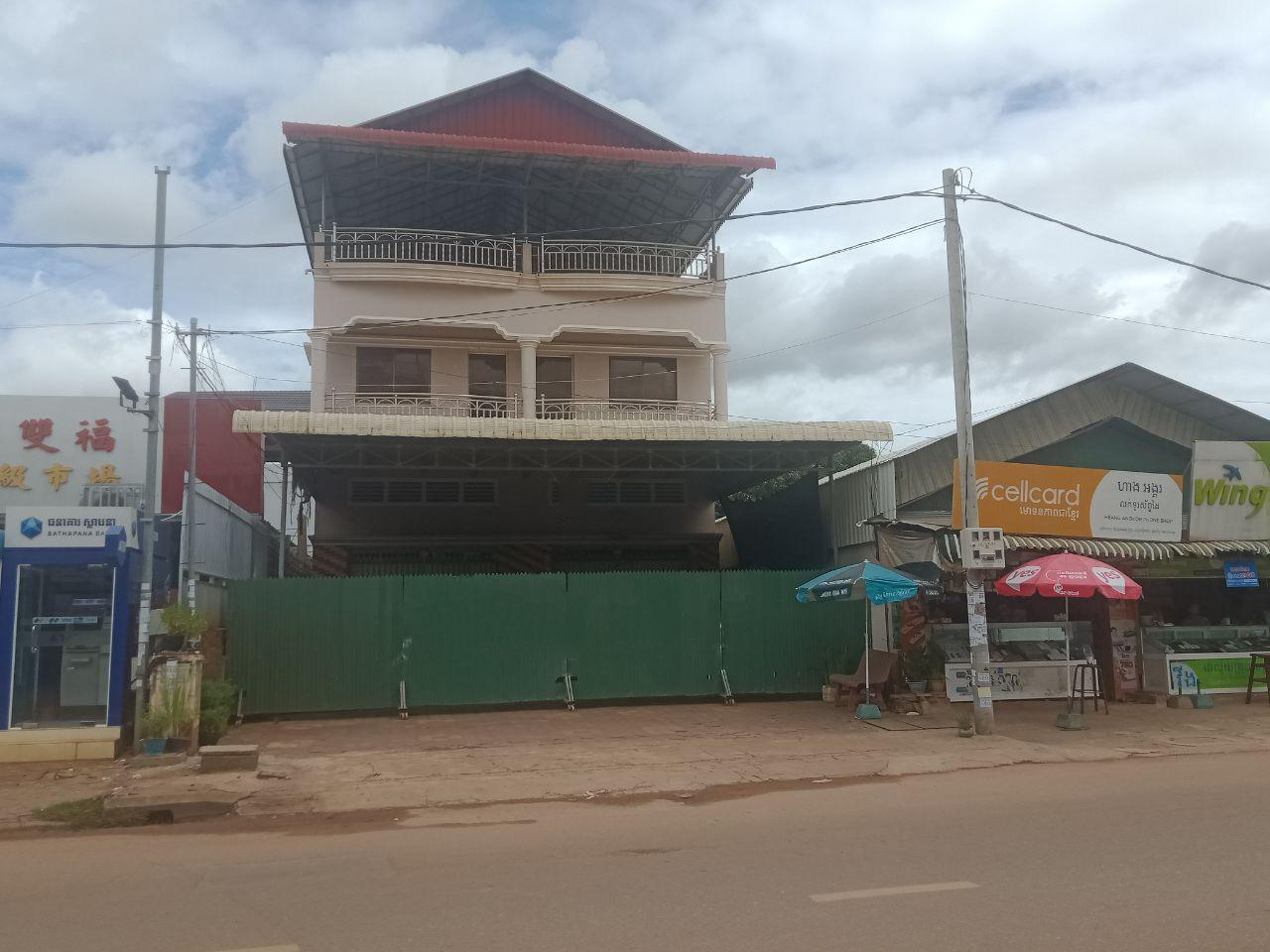 Two House for Rent near Phsar Nhae Krong Siem Reap