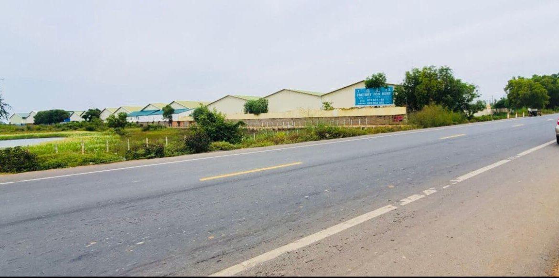 Good Land for Sale along National Road 51 (1)