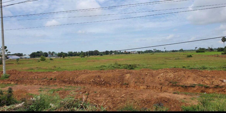 Good Location Land along National Road 51 (1)